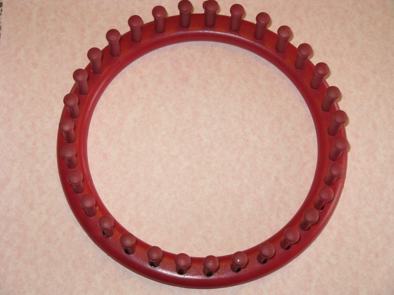 boye round loom set instructions