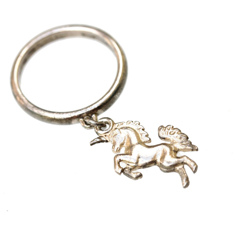 James Avery Unicorn Ring