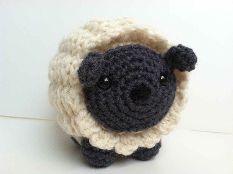 Etsy Amigurumi Sheep : Amigurumi Crochet Sheep Plush Toy by 72stitches on Etsy