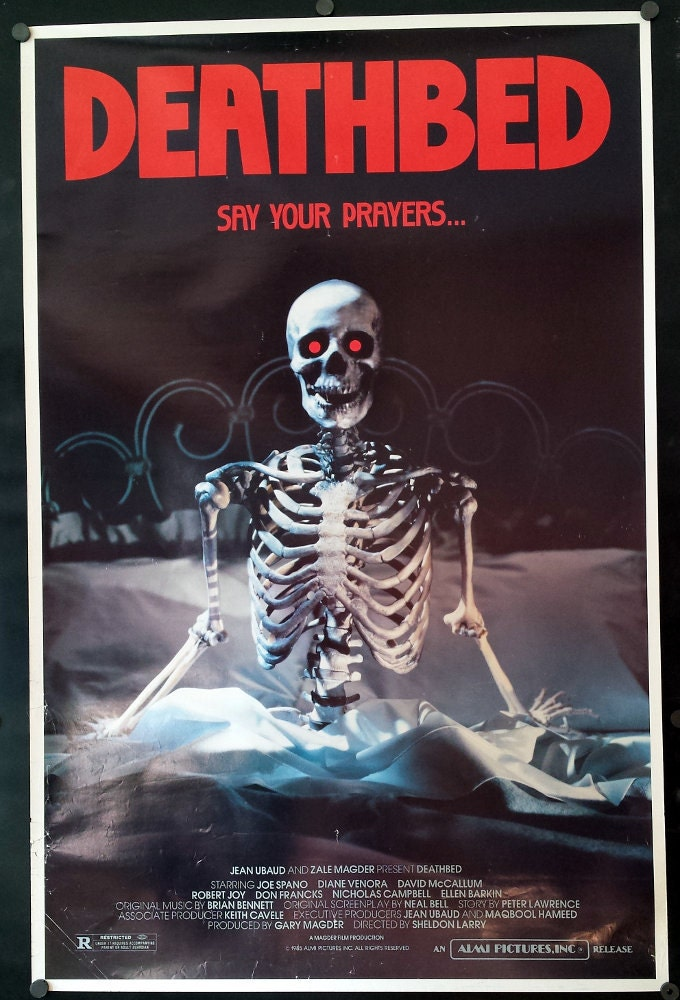 Horror posters movies