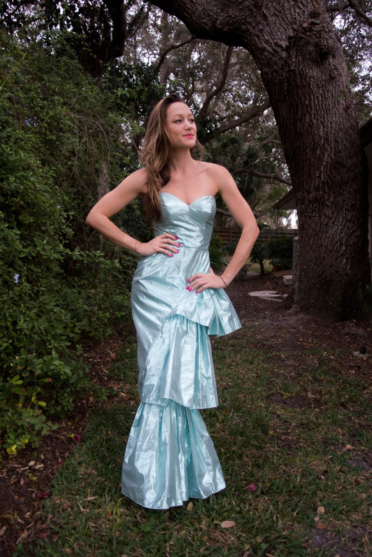 vintage dress/td4 by e...