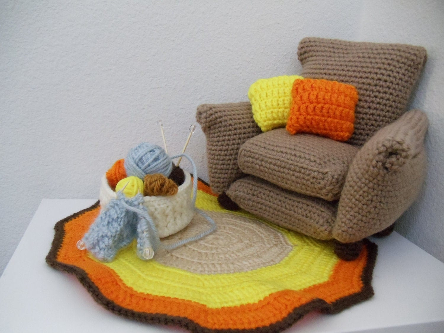 Amigurumi Doll House : Unavailable Listing on Etsy