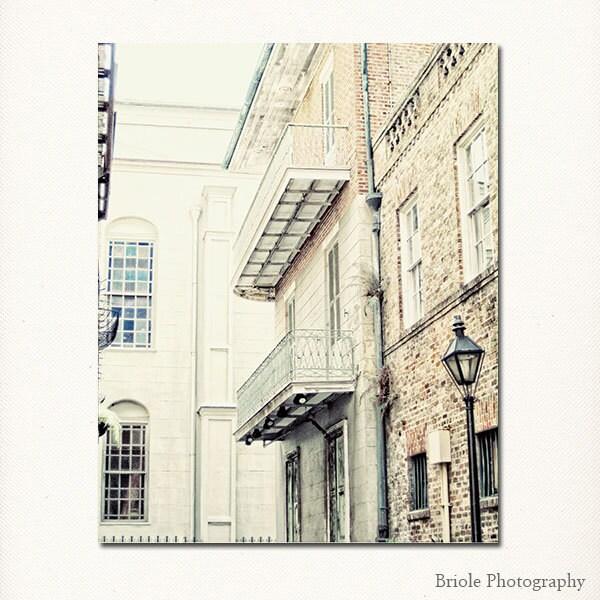 New Orleans Art French Quarter Photograph Cabildo By Briole