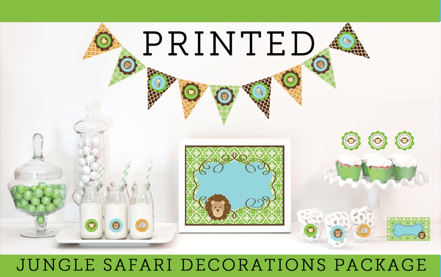 coed baby shower decorations boy baby shower ideas by modparty