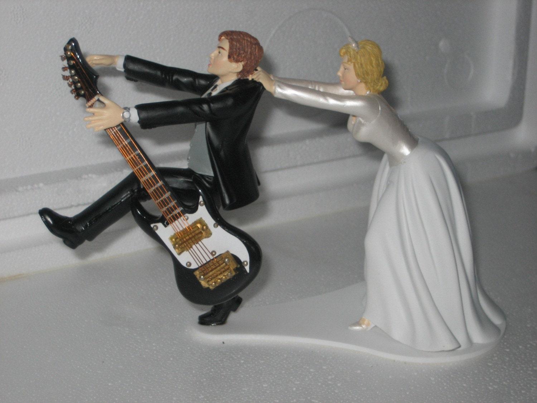 Guitar Cake Topper Canada