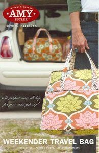 Weekender Travel Bag - Patterns by Amy Butler