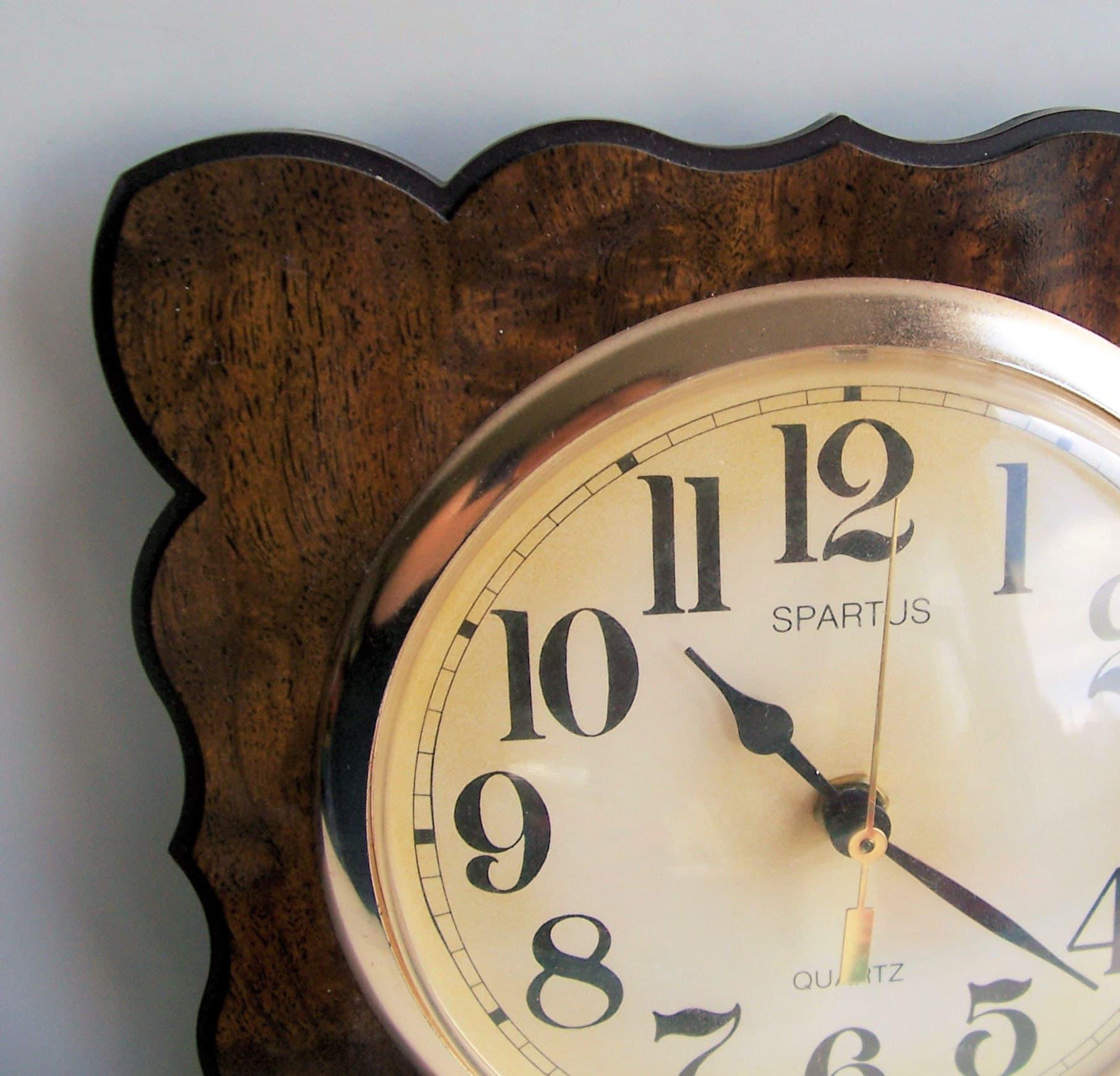 spartus clock corporation