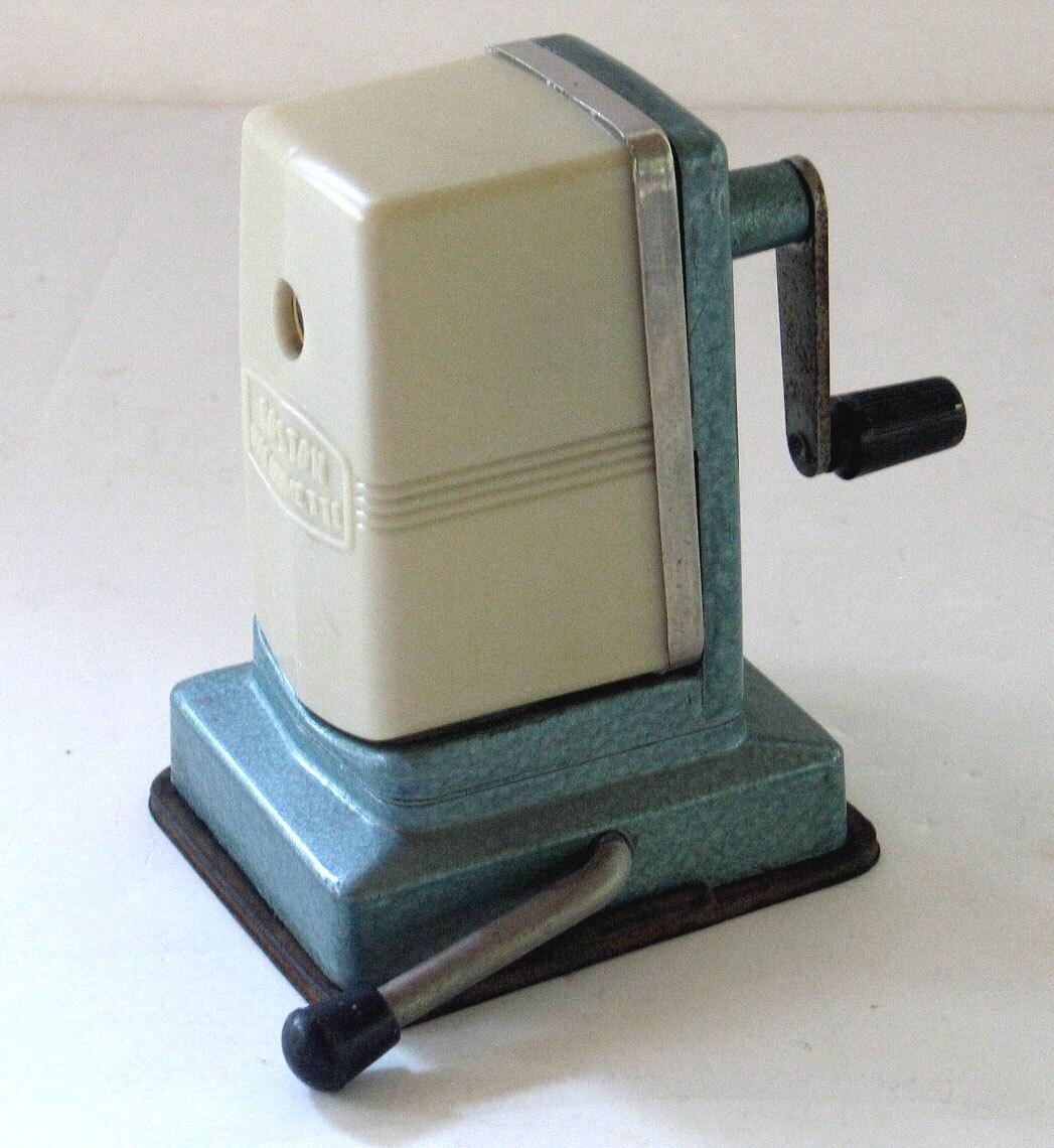 Sale Boston Vacuumette Pencil Sharpener By 4eyesandears On