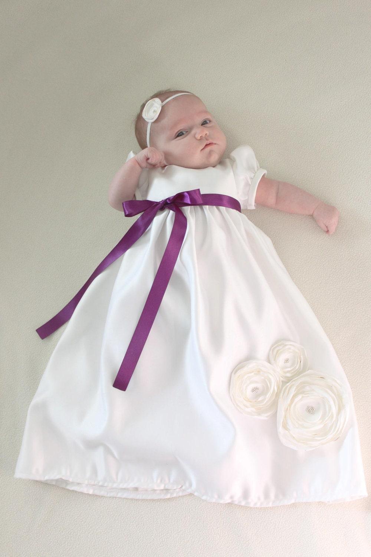 Items similar to Christening Baptism Blessing Dress
