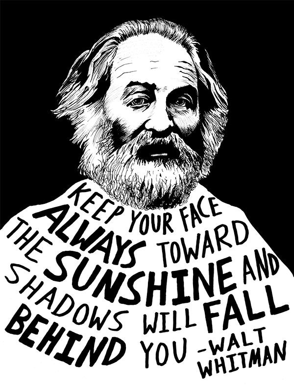 the life and times of walt whitman Free essay: the meaning of life in walt whitman's song of myself our culture seems to be fascinated by the unknown and specifically that which pertains to.