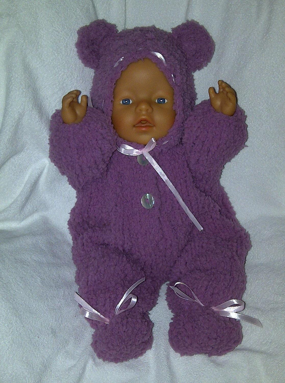Annabell Berenguer Baby Born dolls animals by MarinaMandarina