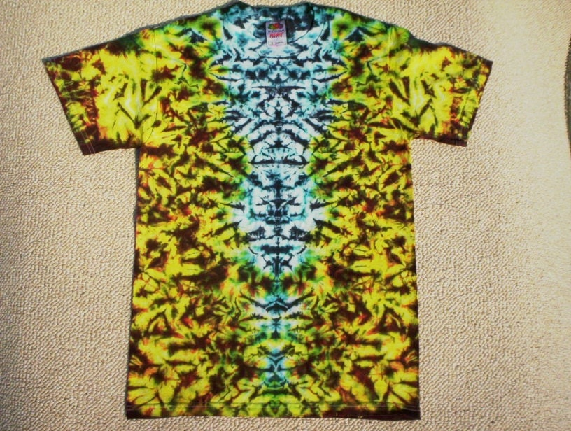 Sunny Day Totem Tie Dye Choose Size - tiedyetodd