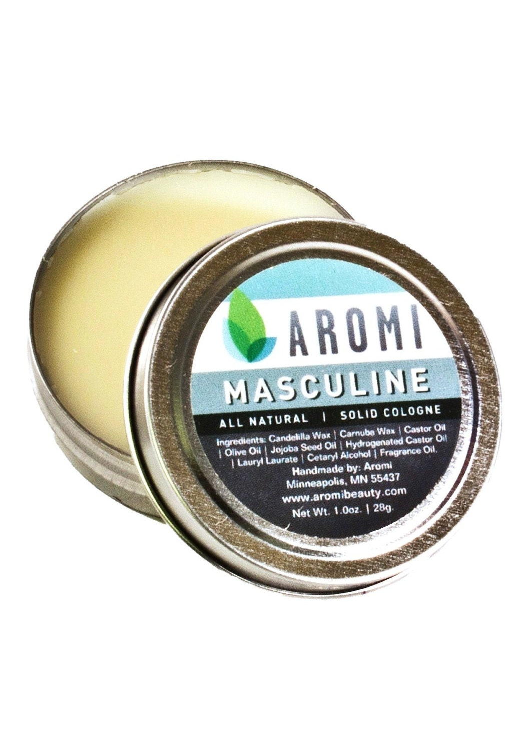 Masculine Solid Cologne - Aromi