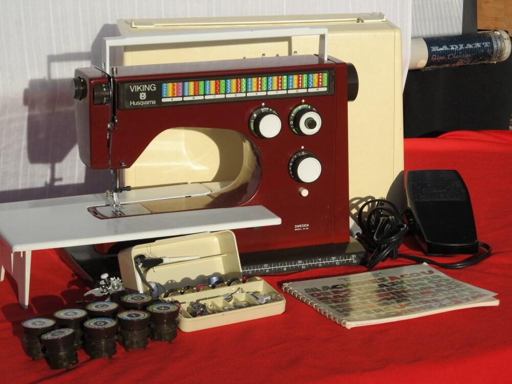1978 singer sewing machine