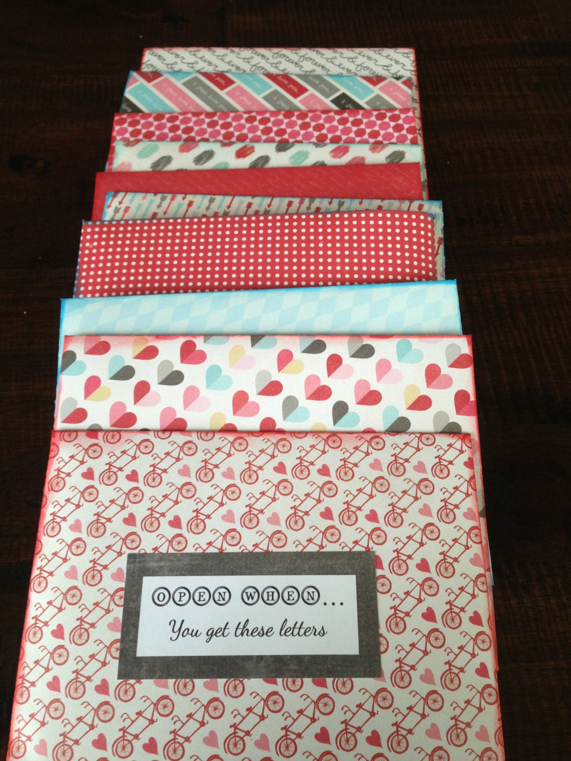 Gift letters