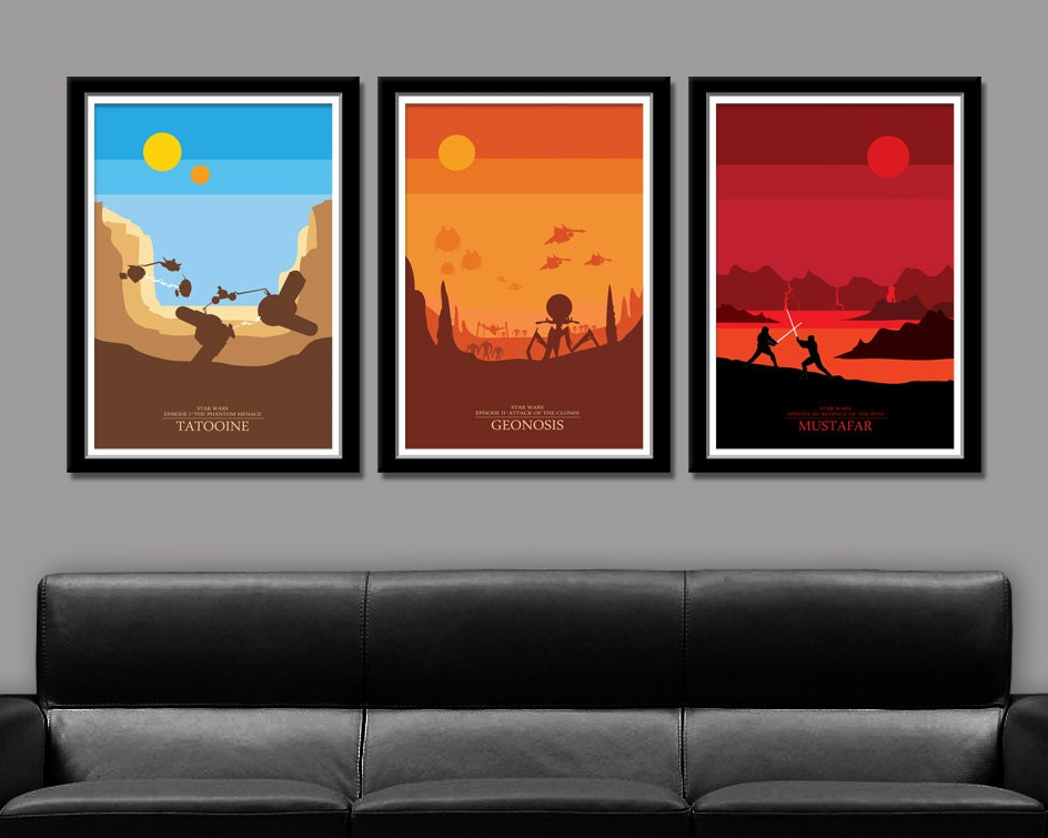 Wall prints and posters movie stars