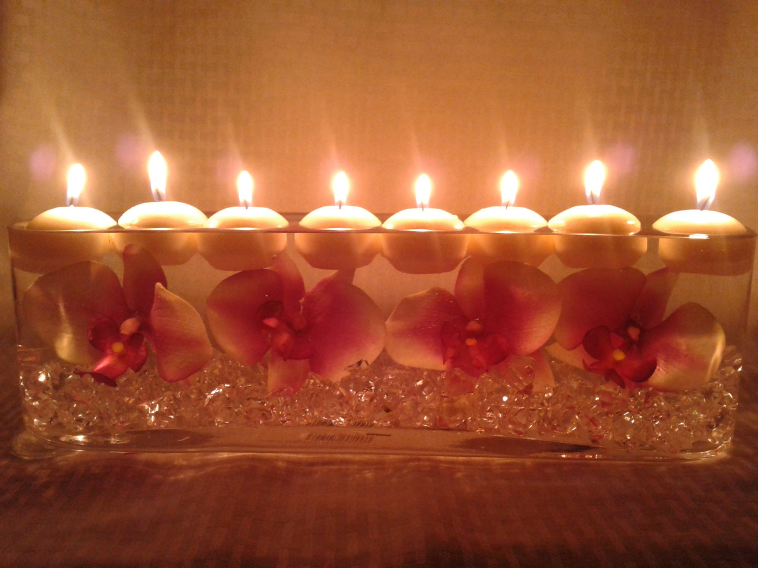 How to Make Floating Candles forecast