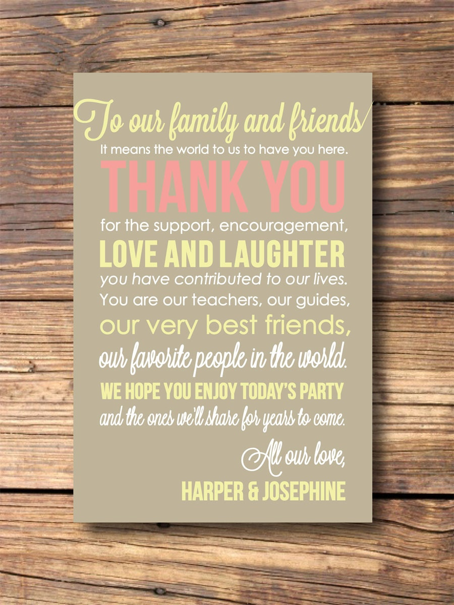 custom wedding thank you cards by pepitapress on etsy