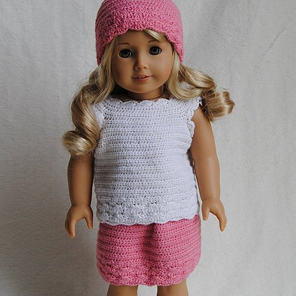 AMERICAN GIRL DOLL HAT PATTERN « FREE Knitting PATTERNS