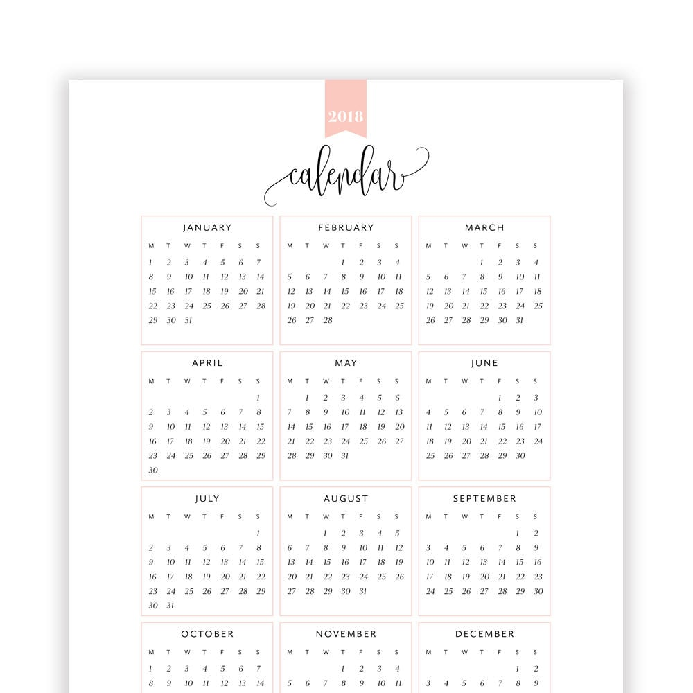 Year at a glance | Etsy