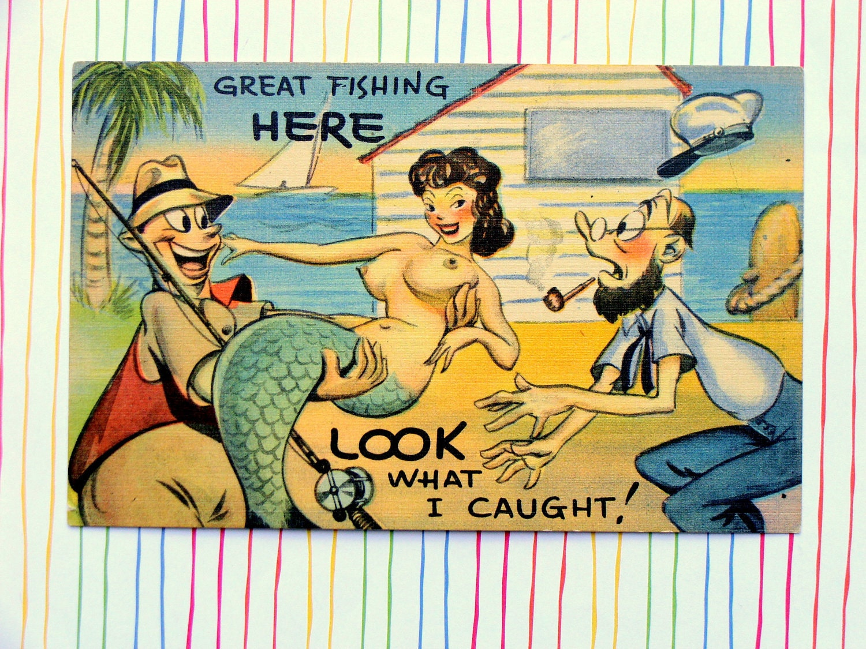Free mermaid nude cartoon image erotic women