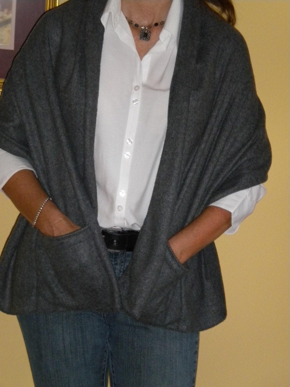 Cozy Shoulder Wrap - vintageamys