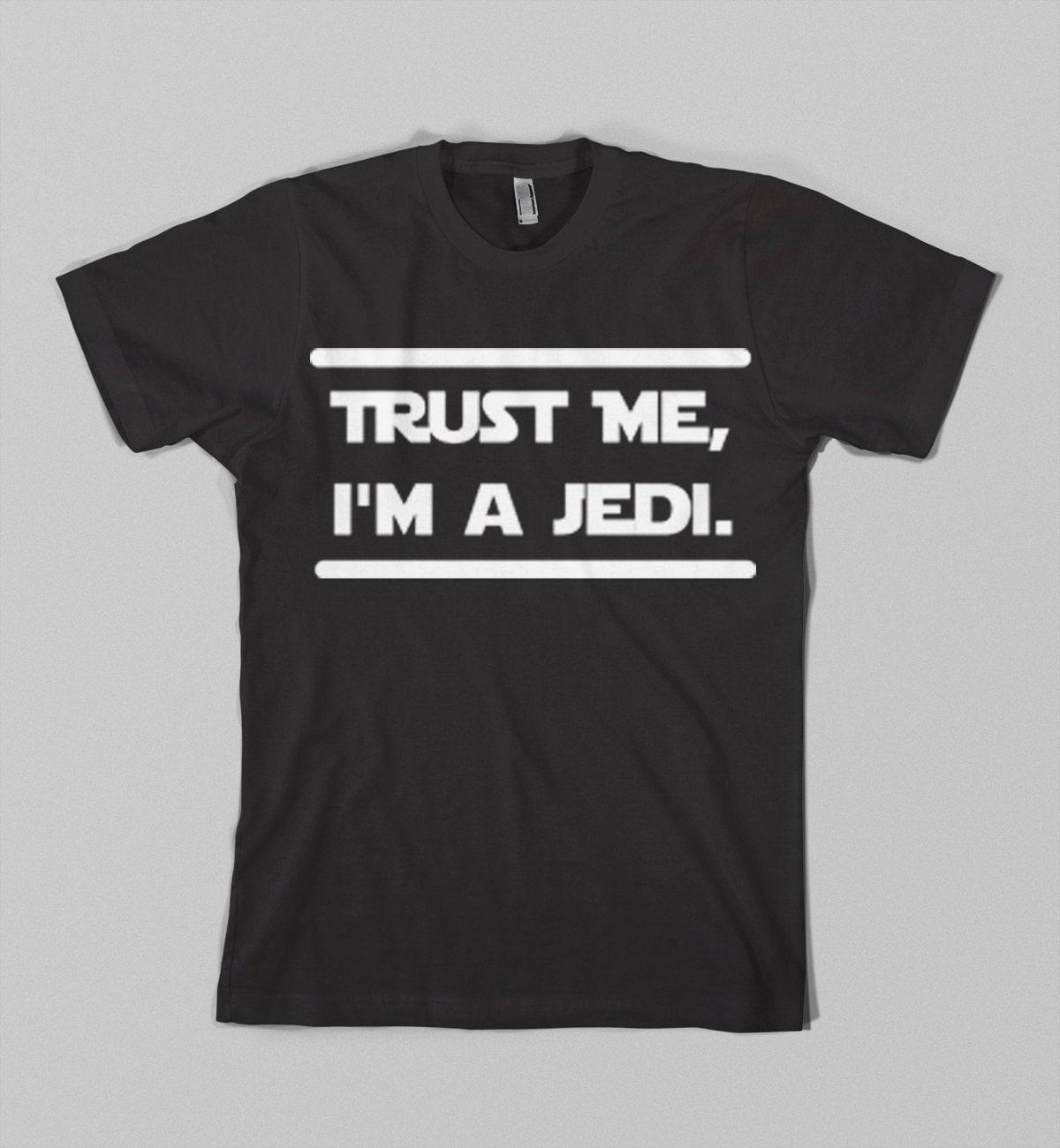 Trust Me I'm a Jedi