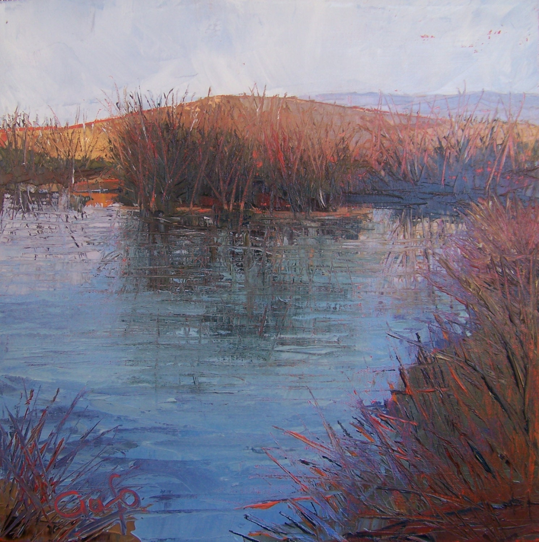 Folsom Estuary 2 - SusanCiufoFineArt