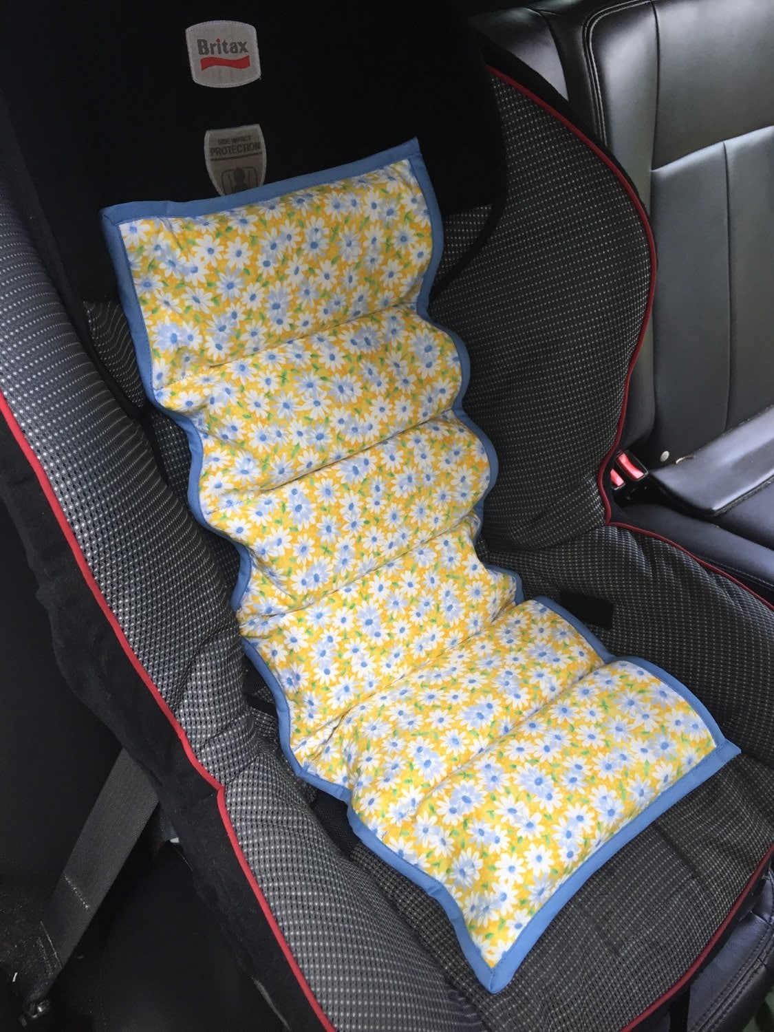 items similar to car seat tent cover customizable on etsy. Black Bedroom Furniture Sets. Home Design Ideas