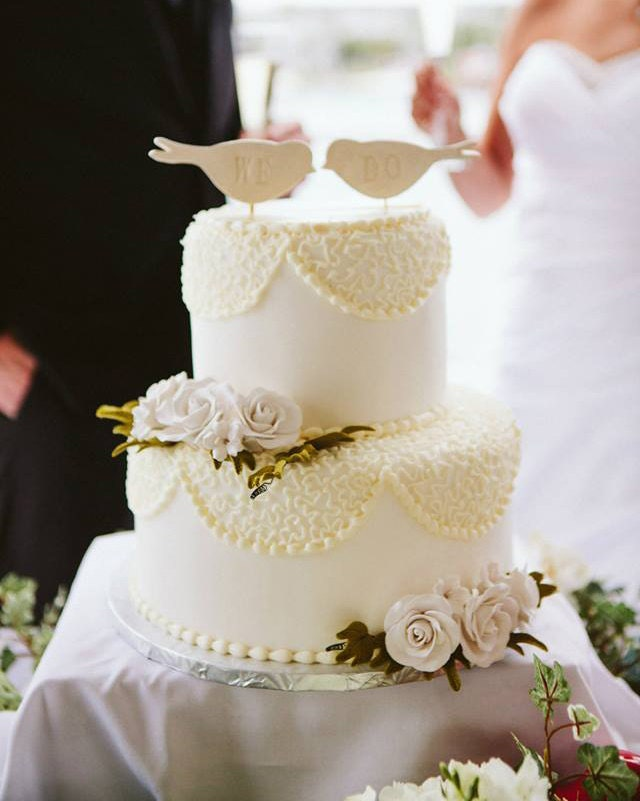 We Do Bird Wedding Cake Toppers small size by Susabellas ...
