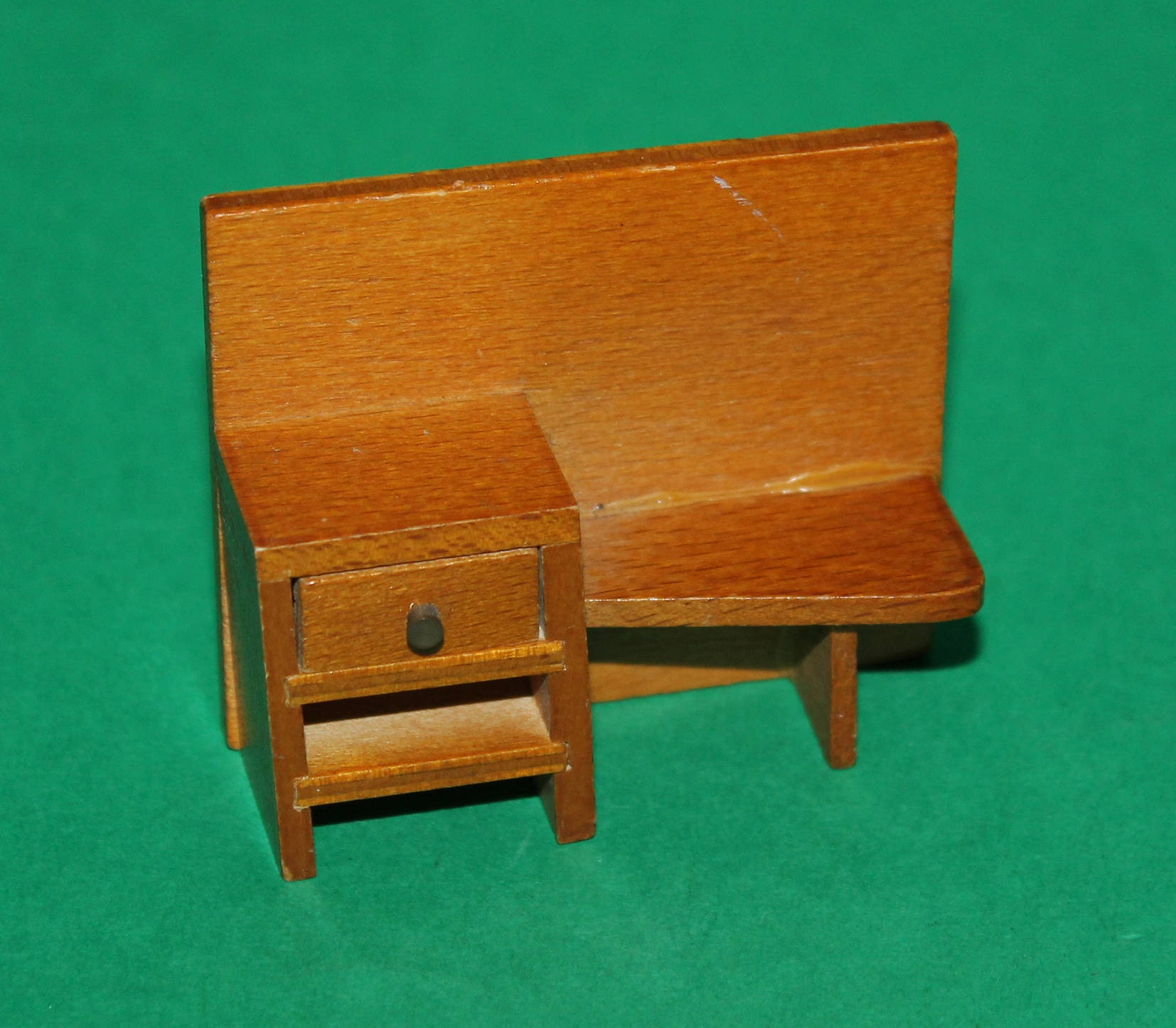 Vintage Dolls House Barton Telephone Table