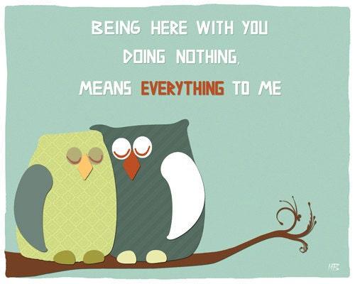 Quotes owl