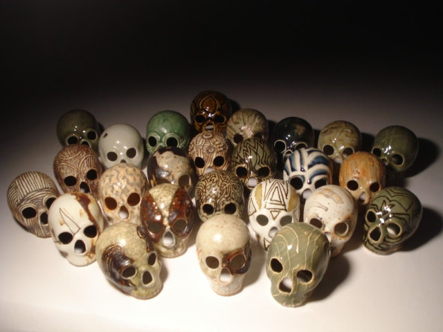 Grab Bag Discount Skulls 15 Dollars Each Buy Three Get One Free While Supplies Last