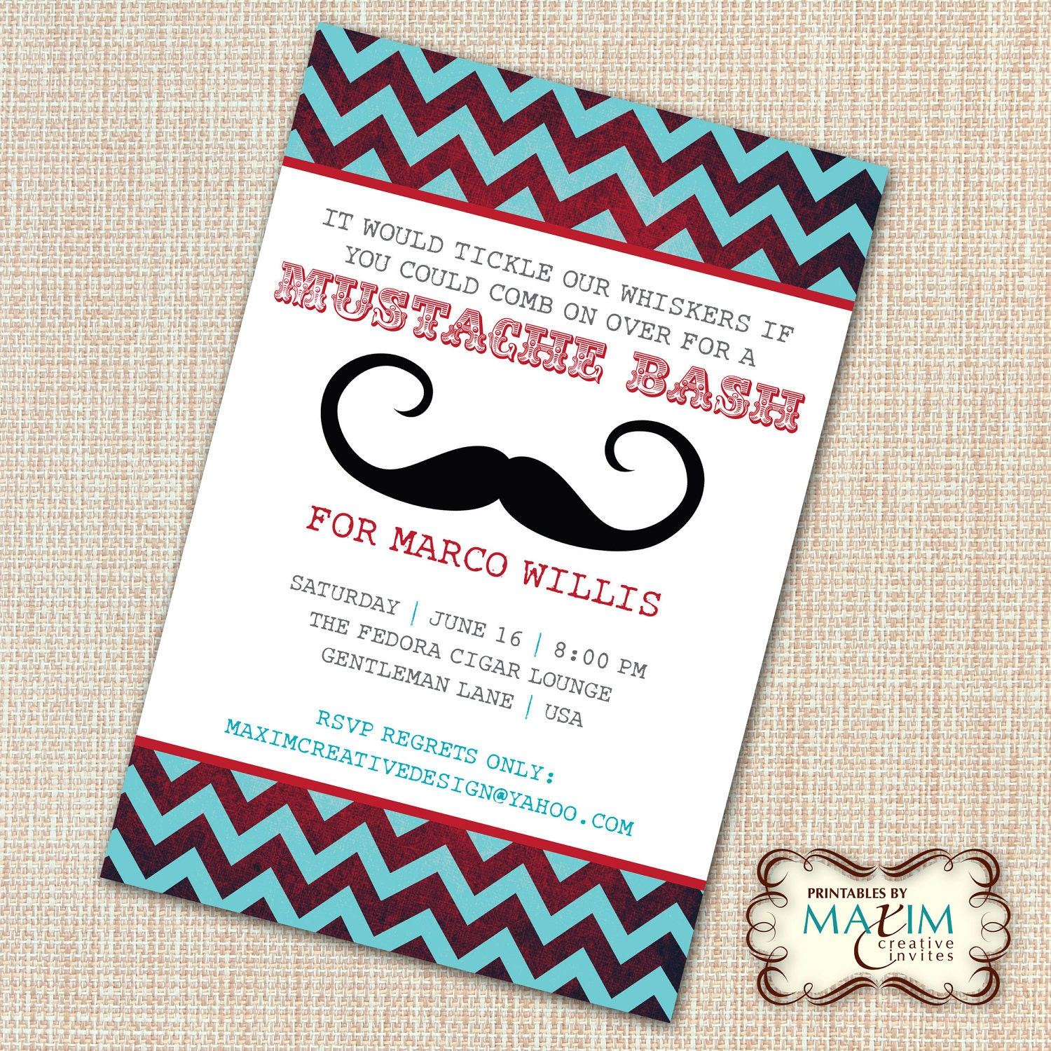 Mustache Party Invitations correctly perfect ideas for your invitation layout
