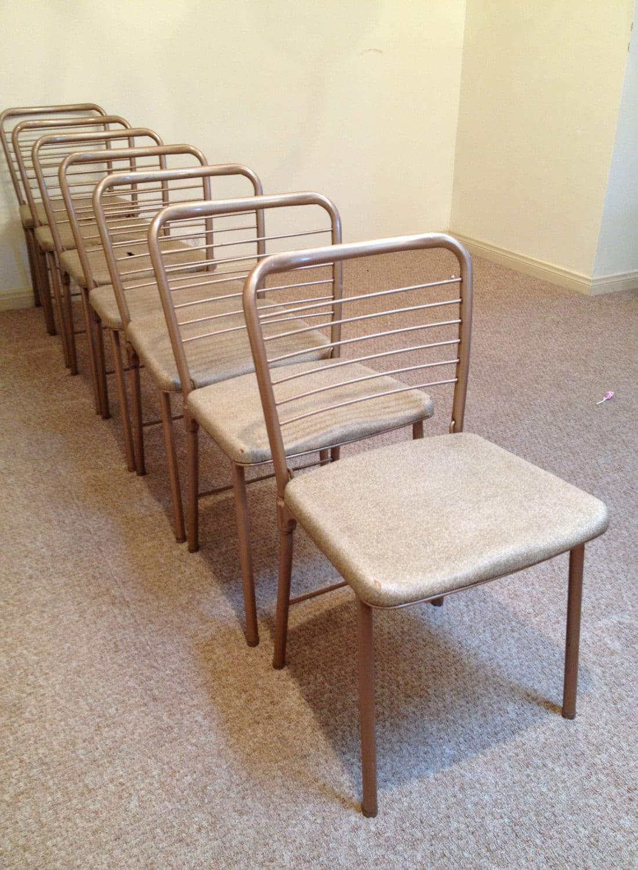 Items Similar To Set Of 7 Vintage Hamilton Cosco Folding
