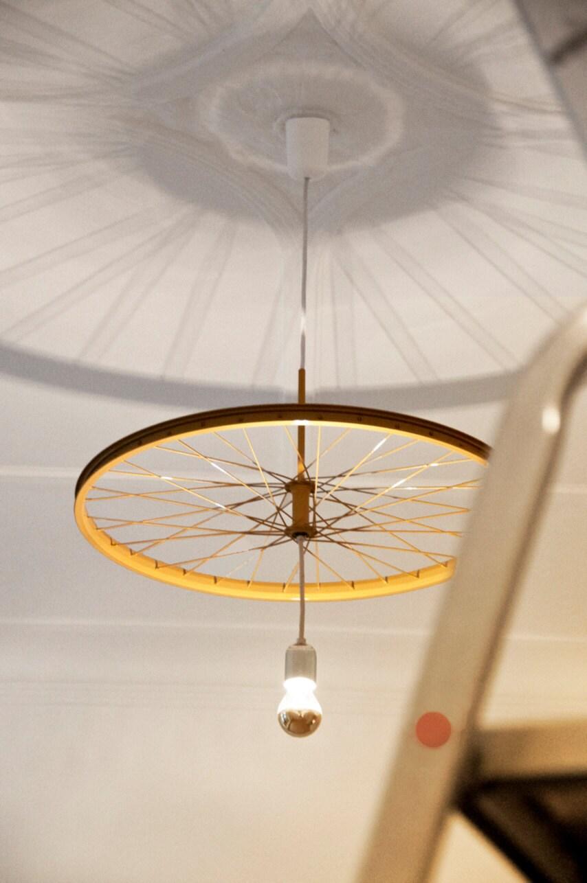 "Pendant ""Rim Lamp"""