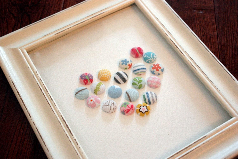 Custom baby clothes keepsake art