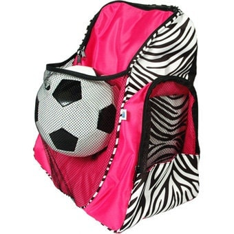 Personalized Soccer Ball Backpack Bag Pictures to Pin on Pinterest ...