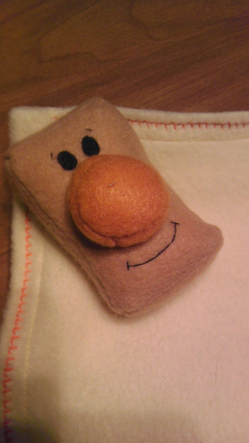Blanky The Brave Little Toaster Blanky By Barkingbandits