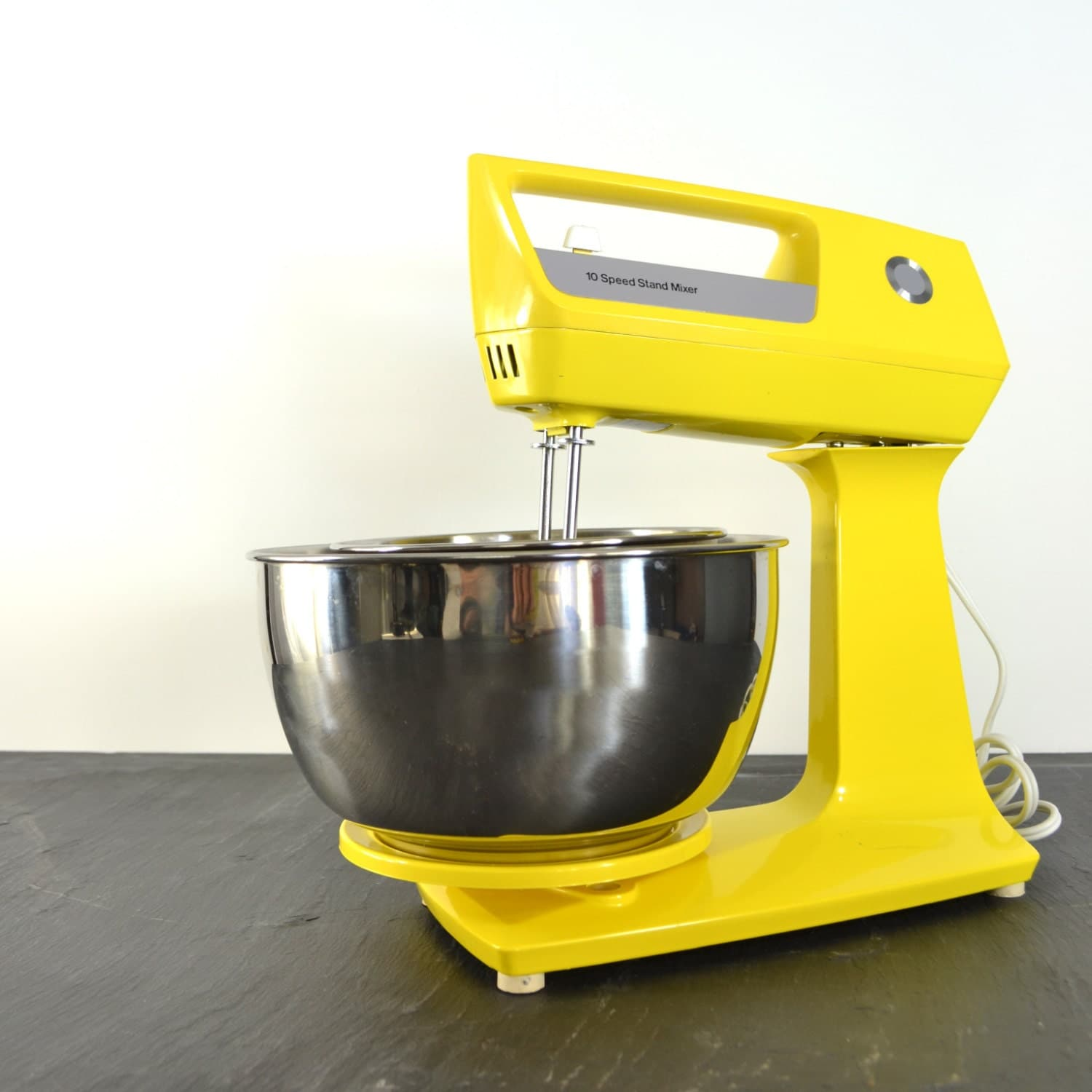 yellow stand mixer jcpenney kitchen appliance bright yellow