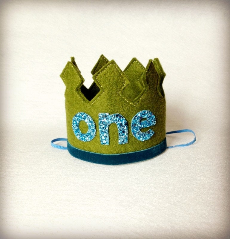 First Birthday Boy Boy Birthday Crown Boy Birthday: Unavailable Listing On Etsy