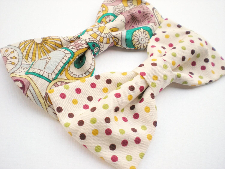 Hair bow set, hair bows - littledaisybows