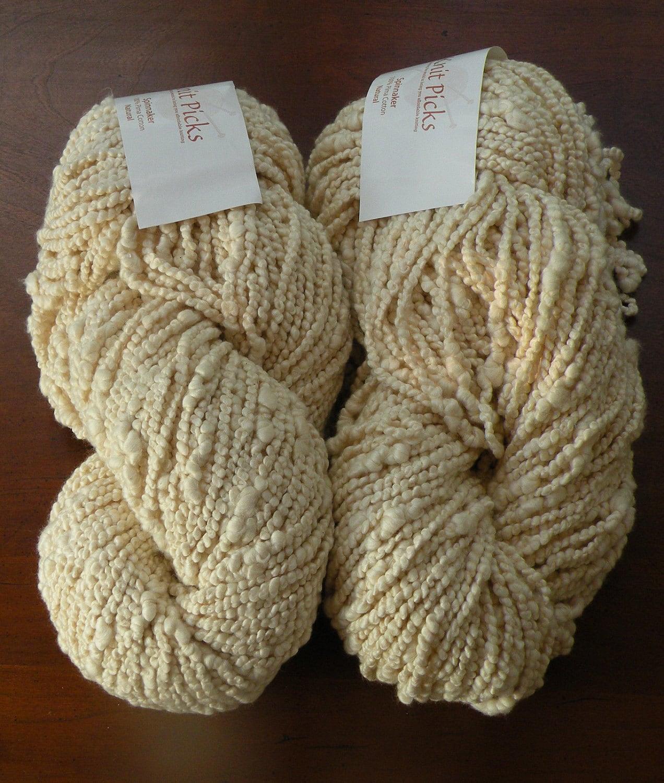Knit Picks : Knit Picks Spinnaker 100% Cotton Boucle by DepressionGlassShop