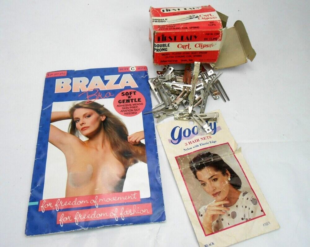 Vintage or antique beauty aids