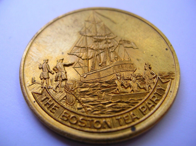 teaparty coins