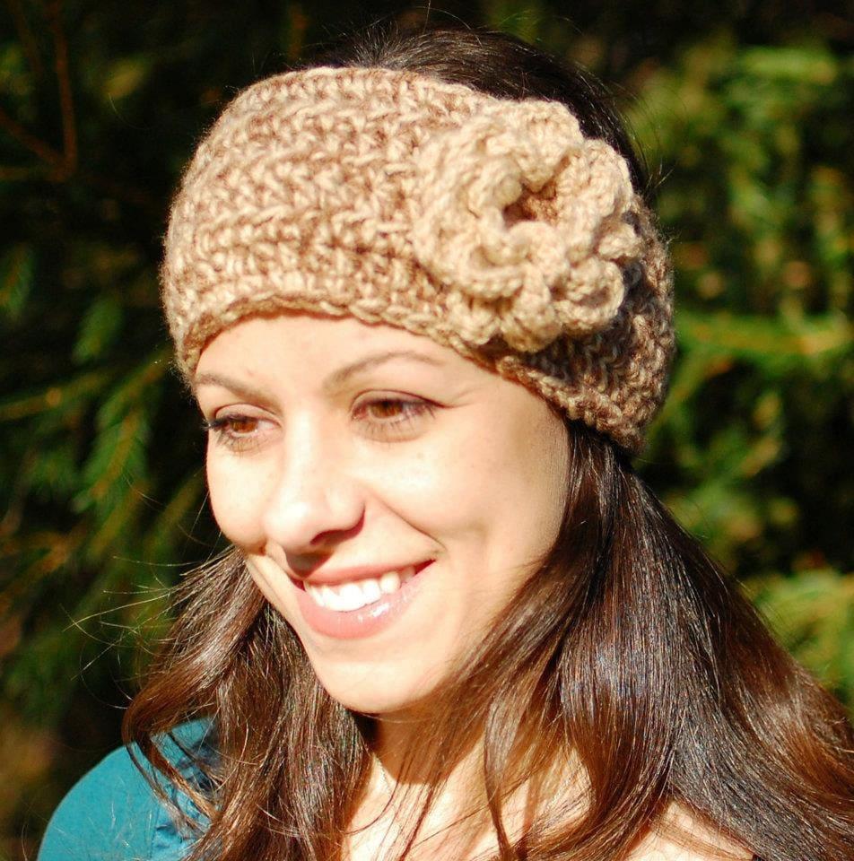 Free Baby Ear Warmer Crochet Pattern ~ Dancox for .