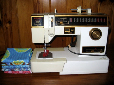 Singer Imperial 7000 Princess Sewing By Modernquiltdesigns