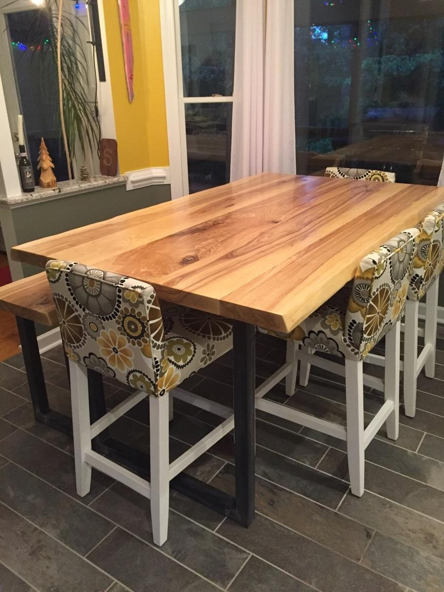 Handcrafted Dining Room Tables  tablebobbywoodchevycom