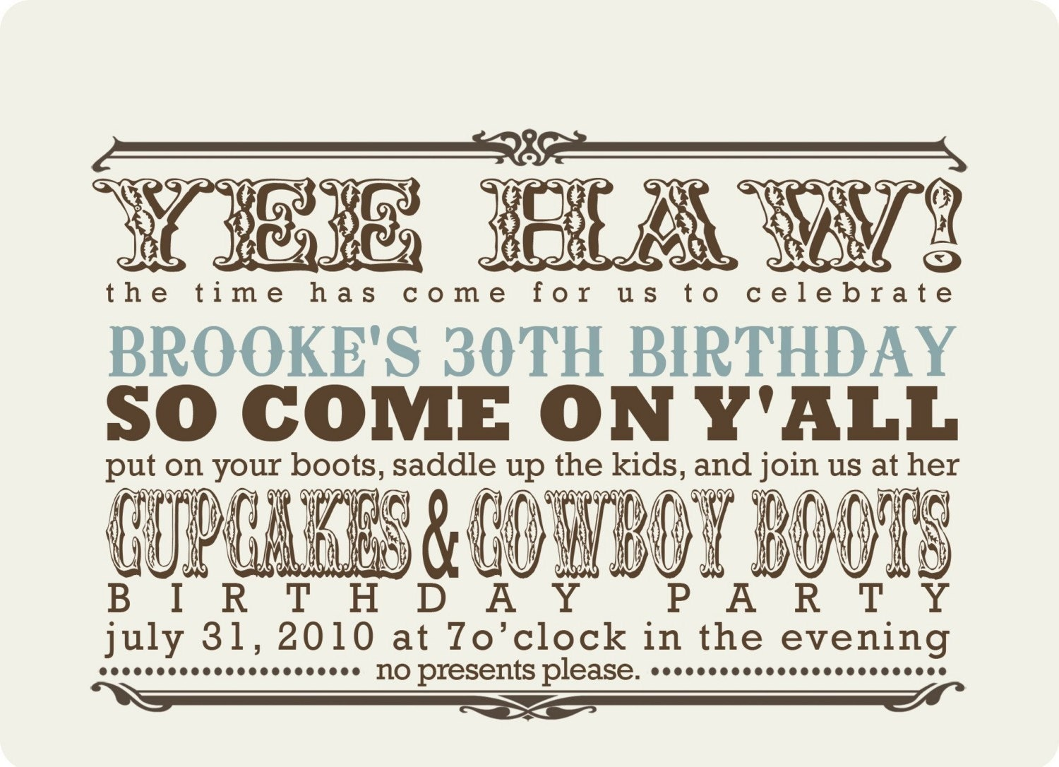 Boots Wedding Invitations is adorable invitation sample