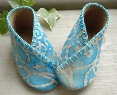 CROCHET BABY SHOE PATTERNS « Free Patterns